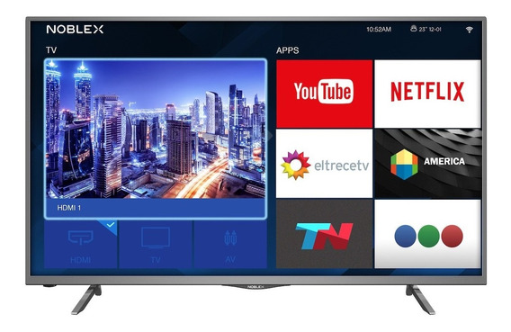 """Smart TV Noblex HD 32"""" EA32X5000"""