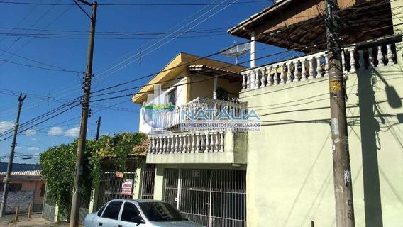 Sobrado Com 4 Dormitórios Na Vila Bela Vista (zn) Cod: 63201 - V63201