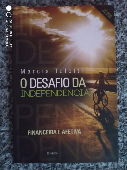 Livro O Desafio Da Independência Financeira E Afetiva
