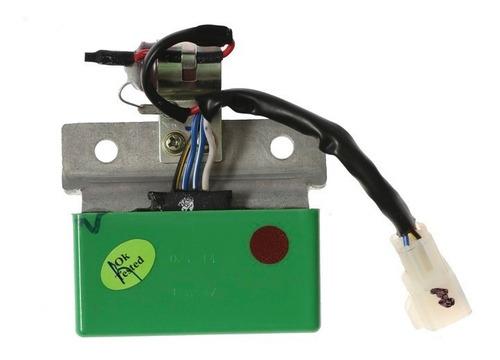 Imagen 1 de 2 de Regulador De Voltaje Verde Bajaj Pulsar 135cc