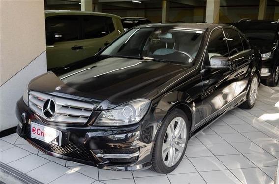 Mercedes-benz C 200 1.8 Cgi Turbo Sport 16v
