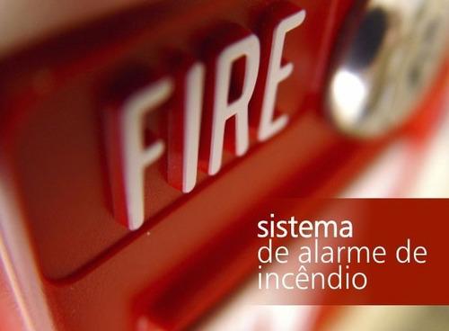 Alarme De Incêndio - Manutenção Corretiva E Preventiva