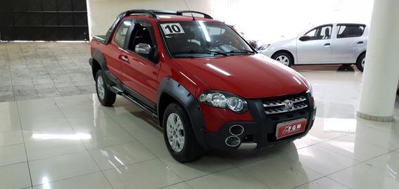Fiat Strada Cd Adventure Locker 1.8 8v Flex 2010.
