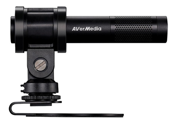 Microfone Avermedia Live Streamer Mic 133 Cardióide Am133