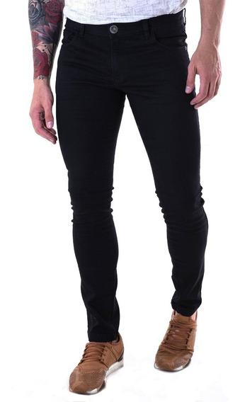 Calça Masculina Jeans Skinny Com Lycra Varias Cores Premium