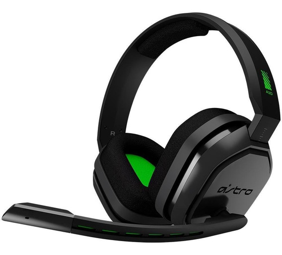 Headset Gamer Astro A10, Xbox One/nintendo Switch/pc