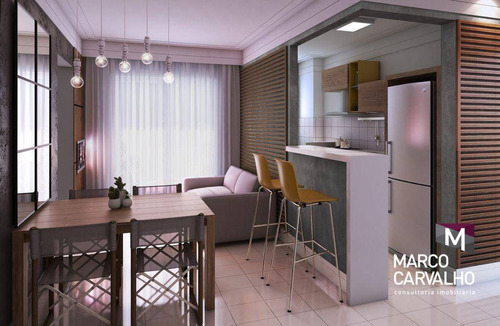 Apartamento Com 2 Dormitórios À Venda, 45 M² Por R$ 134.000,00 - Jardim Cavallari - Marília/sp - Ap0087