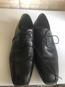 Zapatos Negros Guante Talla 44