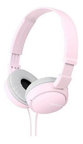 Sony Dynamic Plegable Auriculares Mdr-zx110-p (rosa)