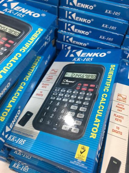 Calculadora Científica Kenko X Mayor