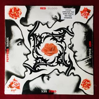 Red Hot Chili Peppers - Blood Sugar Sex Magik- Lp Nuevo Alem
