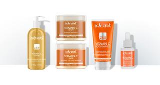 Idraet Vitamina C Revitalizacion Profesional X 5 Productos