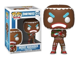 Funko Pop Merry Marauder 433 Fortnite