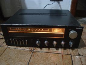 Receiver Gradiente S-96, Só Funciona A Parte Do Amplificador