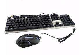 Teclado E Mouse Inova Usb Km-6106