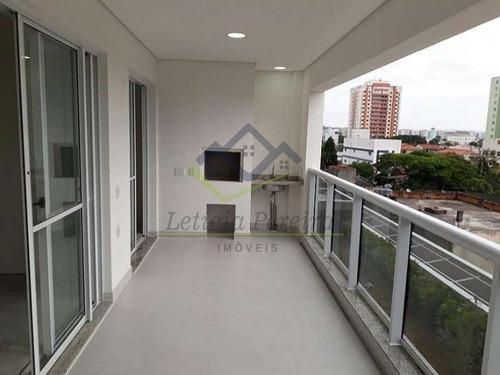 Edifício Essenza - Apartamento Residencial À Venda, Centro, Suzano. R$ 900.000,00 - Ap00108 - 68494613