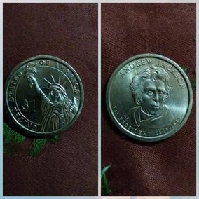 Estados Unidos - Moeda 1 Dólar Americano - Presidentes 13