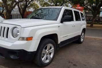 Jeep Patriot 2.4 Sport Cvt 2014