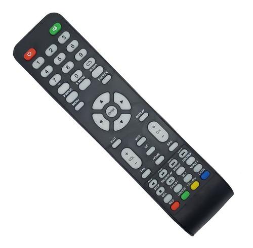 Imagen 1 de 10 de Control Remoto Rca Sansui Smart Tv Pantalla