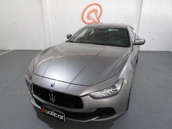 Maserati Ghibli V6 3.0 Turbo