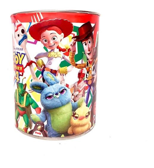 Toy Story 6 Alcancías Aguinaldo Para Fiestas Recuerdo Toy St