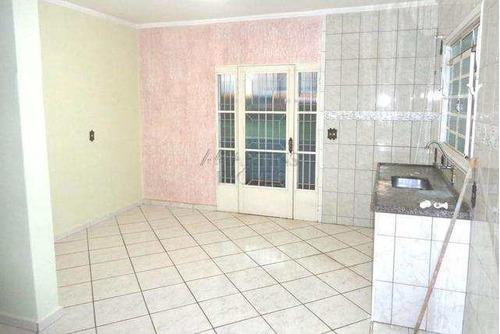Imagem 1 de 15 de Chácara Santa Camila | Casa 200 M²  3 Dorms | 6855 - V6855