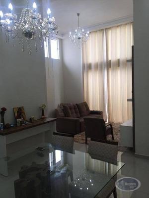 Casa Com 3 Dormitórios À Venda, 174 M² Por R$ 790.000 - Bonfim Paulista - Ribeirão Preto/sp - Ca0952