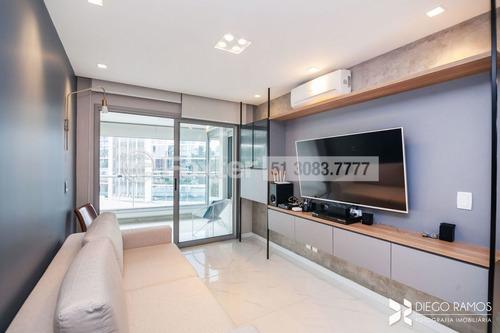 Imagem 1 de 30 de Apartamento, 1 Dormitórios, 53.47 M², Petrópolis - 136268