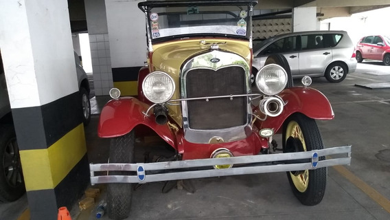 Ford Roadster 1929 - Banco Da Sogra
