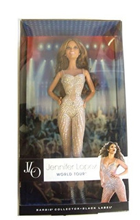 Coleccionista De Barbie Jennifer Lopez Pop Star Doll