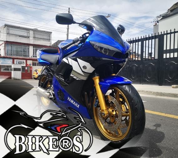 Yamaha R6s 2003, Recibo Moto/carro, Bikers!!