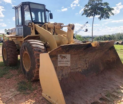 Pá Carregadeira Caterpillar 938f - Ano 1998 - Restaurada