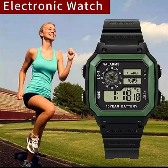 Relógio Militar 5alarms!!!