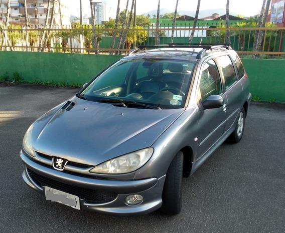 Peugeot/206 1.6 Sw16 Feline Fx 2005 5p/113cv