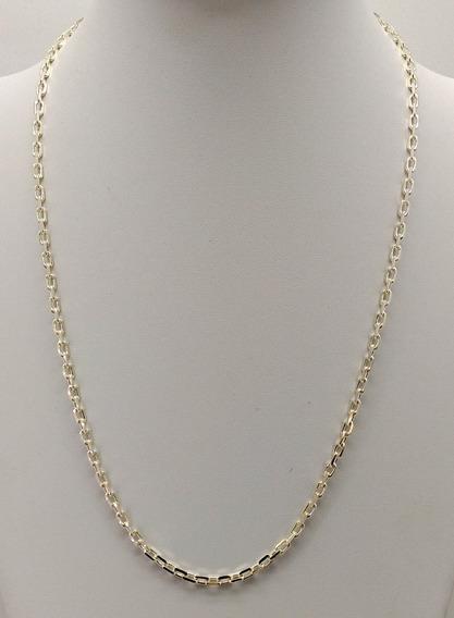 Colar,corrente,cartier Cadeado Prata Pura 925
