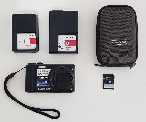 Kit Câmera Sony Cybershot 14.1 Mega Pixels