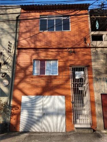 Imagem 1 de 15 de Sobrado - Ipiranga - Ref: 10420 - V-10420