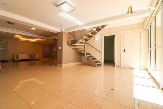 Apartamento Com 4 Dormitórios À Venda, 524 M² Por R$ 2.300.000 - Centro - Jundiaí/sp - Ap0250