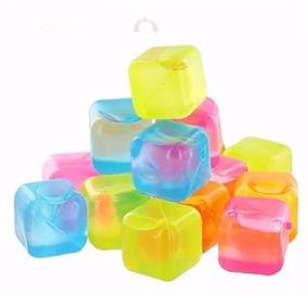 4 Kits Cubo Gelo Artificial Congelante 48 Unidades Barato