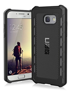 Uag Samsung Galaxy A5 2017 Outback Featherlight Rugged Negro