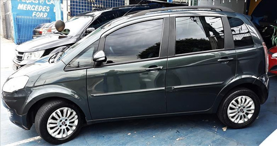 Fiat Idea Idea Attractive 1.4 Fire Flex 8v 5p