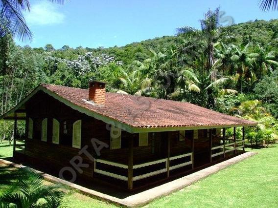 Sítio Para Venda Em Nazaré Paulista, Ribeirão Acima, 3 Dormitórios, 1 Suíte, 3 Banheiros - Si0010