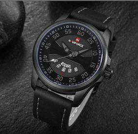 Relógio Naviforce 9124 Masculino Esportivo Militar Analógico