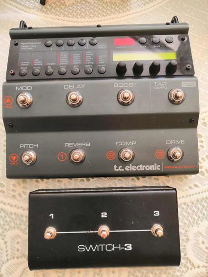 Tc Electronic Nova System + Switch 3