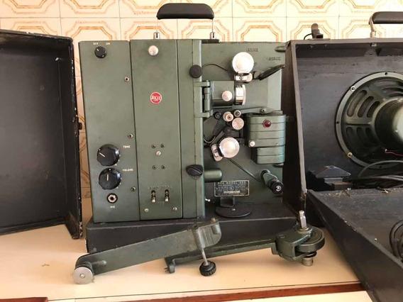 Projetor De Cinema 16mm Rca 400 - Raridade