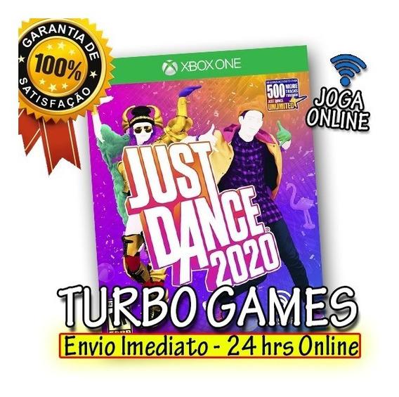 Just Dance 2020 Xbox One Midia Digital + Brinde