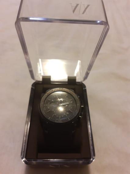 Relógio Armani Exchange.