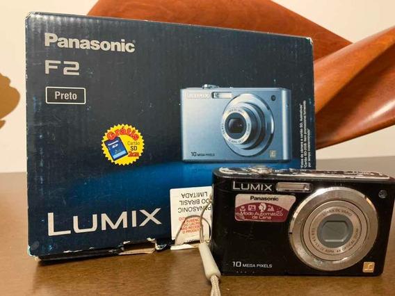 Câmera Digital Panasonic Lumix F2