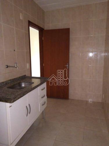 Casa Com 2 Dormitórios À Venda, 80 M² Por R$ 170.000,00 - Inoã - Maricá/rj - Ca1427