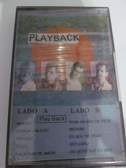 Ruama - Missão - Play-back K7
